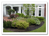 The perfect planting bed - Great Scott Landscaping - www.greatscottlandscaping.com